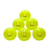 6 Indoor Photon Pickleballs